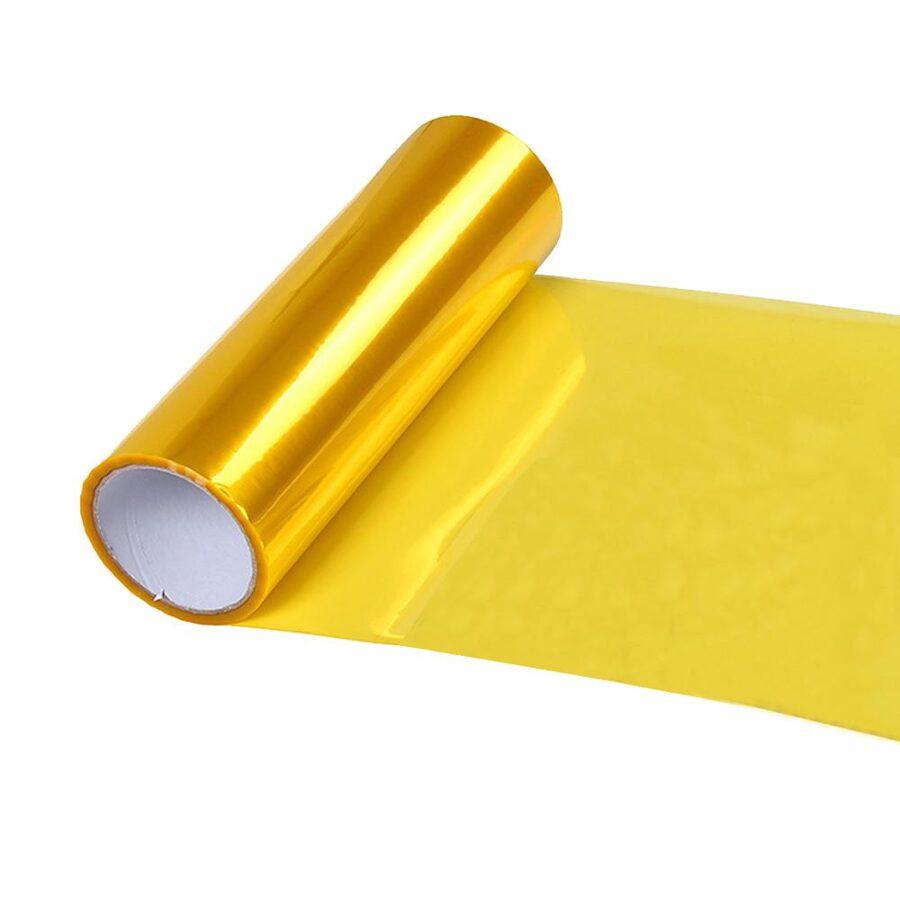 """Tonēšanas plēve lukturiem """"Dzeltena"""""""