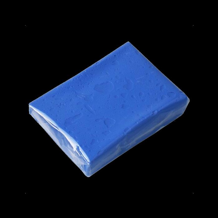 Zilais māls 3M 432 auto laku un krāsu pārklājuma attīrīšanai