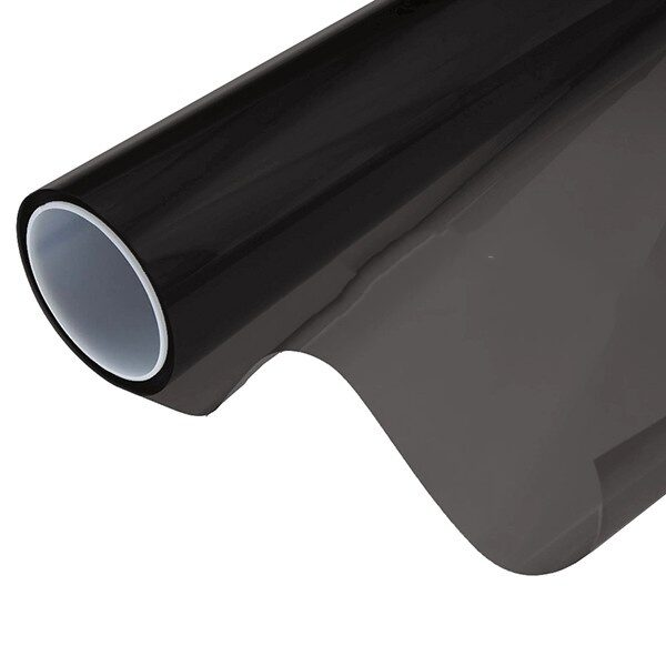 Auto logu tonēšanas plēve metalizētā 60% HPSTBK 35