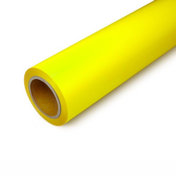 """Vinila plēve """"Dzeltenā krāsa"""" Matēta"""